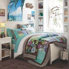 Beadboard Basic Bed + Trundle