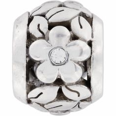 #Brighton Poetic Flower Bead available at #earabstracts #boutique 714-996-3505 We ship!