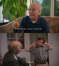 i would marry larry david so fast