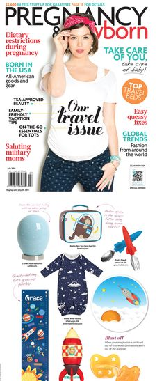 Pregnancy  Newborn Magazine :: July 2014