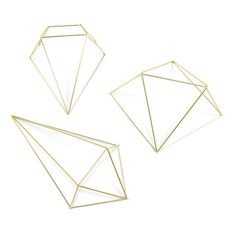 Brass Gem Objects from Furbish - only $38 for 3 - not sure if they ship to NZ tho...!