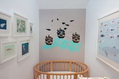 Baby room possibility in bedroom closet