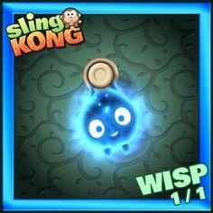 My kong (wisp 1/1) on game Sling Kong 💖 #SlingKong