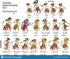 Wayang Baratayuda Set Of Mahabharata,Character, Indonesian Traditional Shadow Puppet - Vector Illustration Stock Vector - Illustration of indonesia, sangkuni: 147483568 Shadow Puppets, Banner Printing, Facebook Image, Logo Sticker, Image Photography, Vector Art, Backdrops, Illustration, Character