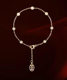 Diamants Legers de Cartier Bracelet by Cartier