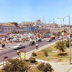 Eminönü 1970'li yıllar