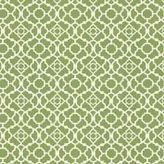 LOVELY LATTICE JUNGLE - Green - Shop By Color - Fabric - Calico Corners