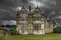 Kirby Hall, Kettering Northamptonshire 21st July 2013 - Dave Wellbelove, English Heritage