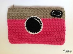 Camera Pouch Camera Pencil Case Camera clutch by Yunies on Etsy
