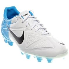 Mens Nike CTR360 Trequartista II Soccer Cleats White Leather - ONLY $89.99