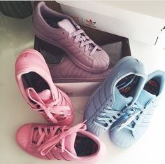 Supercolors Adidas Pharrel