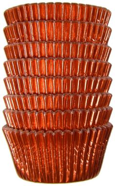 Regency Wraps Red Foil Petit Four Baking Cups, 96-Count >>> Wow! I love this. Check it out now! : Baking Accessories