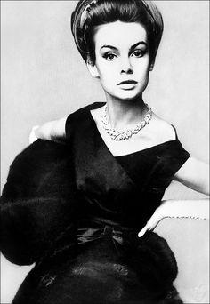 Jean Shrimpton by Irving Penn, 1962