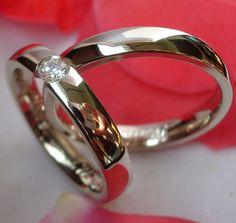 Die 41 Besten Bilder Von Ringe Wedding Bands Engagement Ring Und