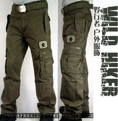 Summer Soldier Outdoor Clothing Special Forces Tactical Trousers Cotton New | eBay