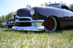 Low 1950 Ford Shoebox