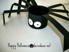 Dulceros Halloween, Bricolage Halloween, Manualidades Halloween, Halloween Crafts For Kids, Halloween Party Decor, Holidays Halloween, Halloween Themes, Spider Man Party, Ideas Party