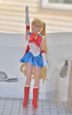 Sailor Moon Deluxe Adventure Doll 11.5 inch Irwin #Irwin #DollswithClothingAccessories
