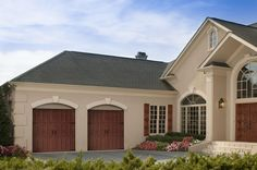 1000 images about garage design on pinterest garage for Golf cart garage door