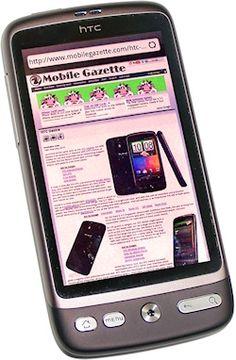 Retro: HTC Desire. Announced 2010.