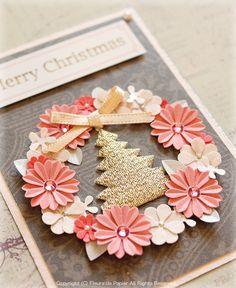 皆様よいお年をー(#^▽^#)|ペーパーフラワー(紙の花)の教室 〜Paper Flowers