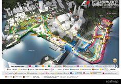 2013 FORMULA 1 SINGAPORE GRAND PRIX -