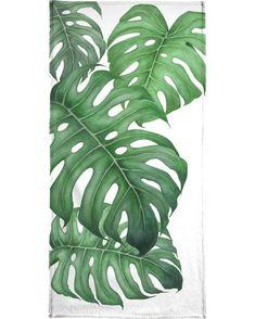 How Herb Back Garden Kits Can Get Your New Passion Started Off Instantly Tropical En Affiche Premium Par Typealive Juniqe Tropical Art, Tropical Leaves, Tropical Design, Tropical Plants, Leaf Prints, Art Prints, Canvas Prints, Poster Online, Art Mural