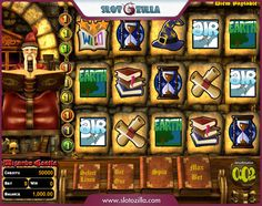 The Wizard's Castle by #Betsoft is a great find for true admirers of magic books!   This free slot machine despite lack of huge jackpot still has quite generous prizes. Do not irritate the wizard since the result and following payouts depend on his mood. Try your luck and play the Wizard's Castle!   WATCH VIDEO HERE ▼  https://www.youtube.com/watch?v=SfejgrQmxqM