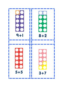 Numicon year one resources - A huge collection of resources for year 1 and older SEN children.