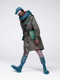 The Kenzo X H&M Collaboration Look Book In Full | British Vogue