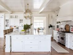 The Pink Peonies founder has a kitchen even pro chefs would envy.