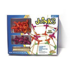 Fat Brain Toys 0811802020796 - Joinks - flexible Konstruktionen Fat Brain Toys http://www.amazon.de/dp/B00OPDBGZ6/ref=cm_sw_r_pi_dp_9UVswb1HMF8T9