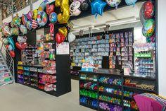 Nicht nur Bastelmaterial und Künstlerbedarf findet Ihr bei uns auch Ballons die wir mit Helium füllen. Ob für Geburtstage, Hochzeiten oder einfach nur so - die Heliumballons kommen immer gut an!