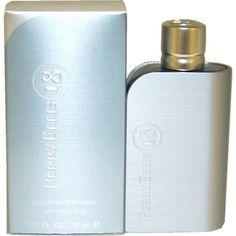 Perry Ellis 18 Men's 1.7-ounce Eau de Toilette Spray, Yellow lemon