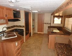 Sleeps 8, $17k, 29.75ft, 6100 dry weight, 1 slide, #81669B - 2011 Glaval Primetime LACROSSE 265BHS for sale in Corinth TX