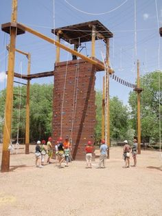 Adventure Park Moab - High Ropes Course in Moab!!!  You have to try it!!!