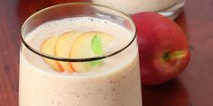 Peach cobbler, peach pie, peaches and ice cream…peaches can be made into so many desserts! Satisfy your sweet tooth with this healthy version of peaches and creme.