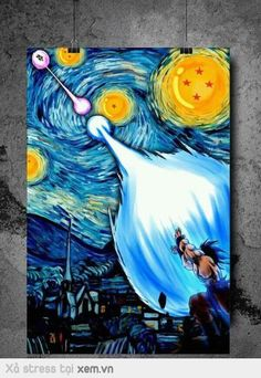 DG super phiên bản Van Gogh
