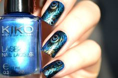Another beautiful MoYou stamping | Le blog de Coraline