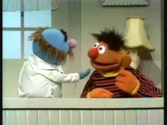Bert en Ernie en de Dokter