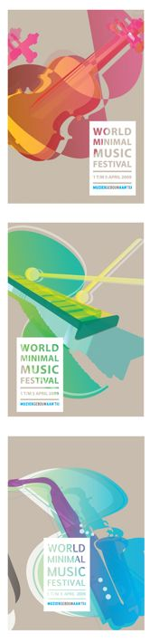 Posters | Minimal Music Festival
