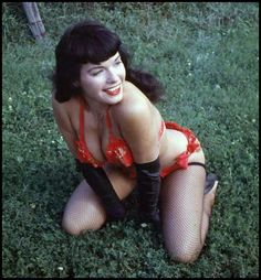 326 Best Bettie Page First Pin Up Girl Images On