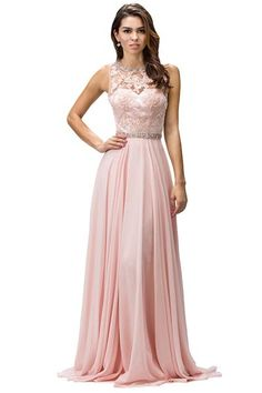 An elegant dress, features vintage touches that stand out. The bodice is beautifully adorned with gorgeous appliques that are adorned with scattered pearls.Chiffon skirt is flattering and flows to the