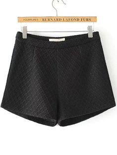 Shorts estampado casual-(Sheinside)