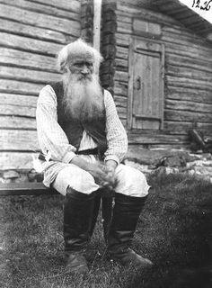 Petri Shemeikka Carelian Poet