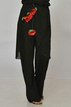 Poppies trousers