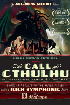 """""""The Call of Cthulhu"""""""