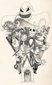 Nightmare Before Christmas. One of my favorite movies.