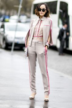 Paris Fashion Week | Fashion for tall women | tall clothing | tall style | tall ootd | long arms | tall clothes