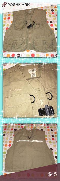 NWOT BRAND NEW! L.L. BEAN KIDS FISHING VEST 🎣 SUPER CUTE! BOUGHT BUT NEVER WORN 😕 L.L. Bean Jackets & Coats Vests